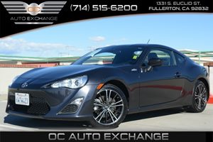 2013 Scion FR-S  Carfax 1-Owner - No Accidents  Damage Reported to CARFAX Air Conditioning  AC