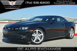 2014 Chevrolet Camaro SS Carfax Report - No Accidents  Damage Reported to CARFAX Air Conditionin
