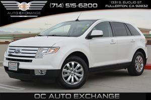 2010 Ford Edge Limited AWD Carfax 1-Owner Air Conditioning  Climate Control Air Conditioning
