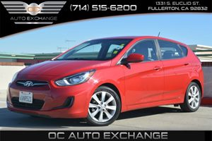 2012 Hyundai Accent GS Carfax Report Air Conditioning  AC Audio  Auxiliary Audio Input Audio