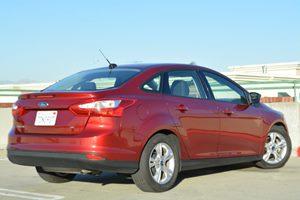 2014 Ford Focus SE Carfax Report Air Conditioning  AC Audio  Auxiliary Audio Input Audio  M