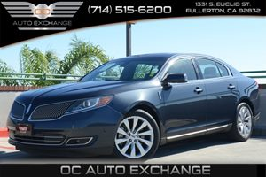 2013 Lincoln MKS  Carfax 1-Owner Air Conditioning  Climate Control Air Conditioning  Multi-Zon