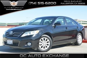 2011 Toyota Camry XLE Carfax 1-Owner - No Accidents  Damage Reported to CARFAX Air Conditioning
