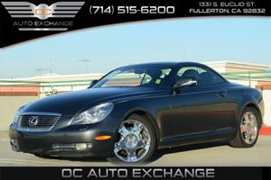 2010 Lexus SC 430  Carfax Report Air Conditioning  AC Air Conditioning  Climate Control Audi