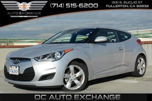 2014 Hyundai Veloster  Carfax 1-Owner Air Conditioning  AC Audio  Auxiliary Audio Input Audi