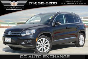 2013 Volkswagen Tiguan SE Carfax Report - No Accidents  Damage Reported to CARFAX Air Conditioni