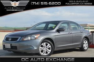2008 Honda Accord Sdn LX-P Carfax Report - No Accidents  Damage Reported to CARFAX Air Condition