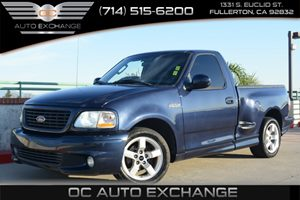 2001 Ford F-150 Lightning Carfax 1-Owner - No Accidents  Damage Reported to CARFAX Air Condition