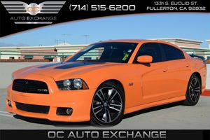 2014 Dodge Charger SRT8 Super Bee Carfax Report - No Accidents  Damage Reported to CARFAX Air Co