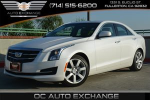 2015 Cadillac ATS Sedan Standard RWD Carfax 1-Owner - No Accidents  Damage Reported to CARFAX Ai