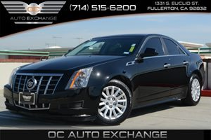 2012 Cadillac CTS Sedan  Carfax Report - No Accidents  Damage Reported to CARFAX Air Conditionin