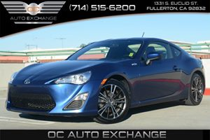 2013 Scion FR-S  Carfax 1-Owner Air Conditioning  AC Audio  Auxiliary Audio Input Audio  Hd