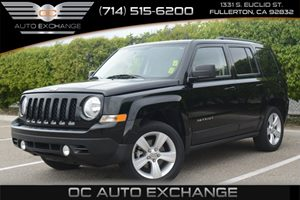 2013 Jeep Patriot Latitude Carfax 1-Owner Air Conditioning  AC Audio  Auxiliary Audio Input