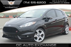 2015 Ford Fiesta ST Carfax Report - No Accidents  Damage Reported to CARFAX Air Conditioning  A