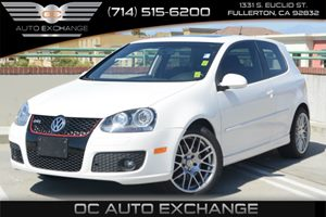 2007 Volkswagen GTI  Carfax Report Air Conditioning  AC Audio  AmFm Stereo Convenience  Cr