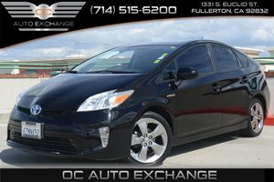 2013 Toyota Prius Persona Carfax 1-Owner Air Conditioning  AC Air Conditioning  Climate Contr