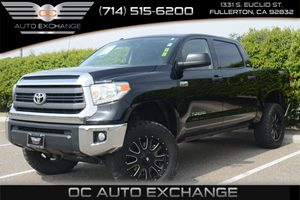 2015 Toyota Tundra 4WD Truck SR5 Carfax 1-Owner - No Accidents  Damage Reported to CARFAX Air Co