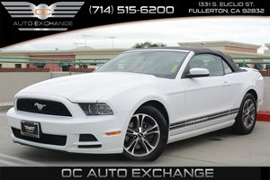 2014 Ford Mustang V6 Premium Carfax 1-Owner - No Accidents  Damage Reported to CARFAX Air Condit