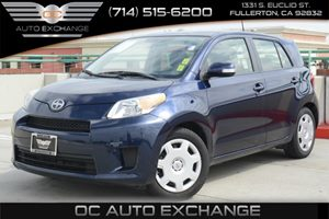 2012 Scion xD  Carfax Report - No Accidents  Damage Reported to CARFAX Air Conditioning  AC A