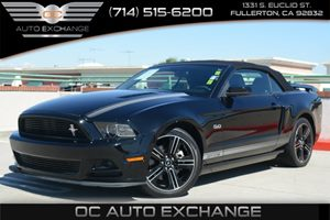 2013 Ford Mustang GTCS Carfax Report Air Conditioning  AC Audio  Auxiliary Audio Input Fuel
