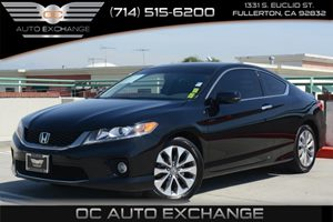 2013 Honda Accord Cpe EX Carfax 1-Owner Air Conditioning  Climate Control Air Conditioning  Mu