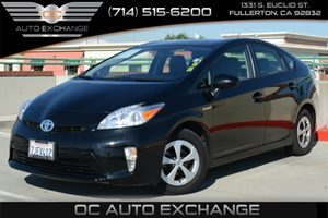 2015 Toyota Prius Two Carfax 1-Owner - No Accidents  Damage Reported to CARFAX Air Conditioning