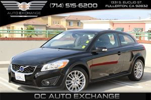 2011 Volvo C30  Carfax 1-Owner Air Conditioning  AC Audio  Auxiliary Audio Input Audio  Mp3