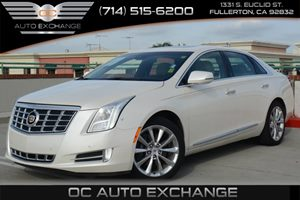 2013 Cadillac XTS Premium Carfax 1-Owner Air Conditioning  Multi-Zone AC Air Conditioning  Re