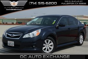2012 Subaru Legacy 25i Premium AWD Carfax Report - No Accidents  Damage Reported to CARFAX Air