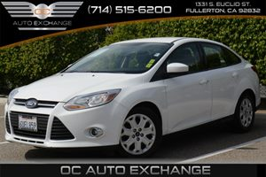 2012 Ford Focus SE Carfax Report Air Conditioning  AC Convenience  Automatic Headlights Conv