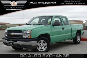 2005 Chevrolet Silverado 1500 Work Truck 4X4 Carfax Report - No Accidents  Damage Reported to CAR