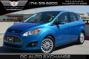 2013 Ford C-Max Hybrid SEL Carfax 1-Owner Air Conditioning  Climate Control Air Conditioning