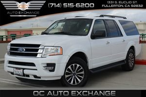 2015 Ford Expedition EL XLT EcoBoost Carfax 1-Owner Air Conditioning  Climate Control Air Condi