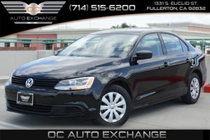 2013 Volkswagen Jetta Sedan S Carfax 1-Owner Air Conditioning  AC Audio  Auxiliary Audio Inpu