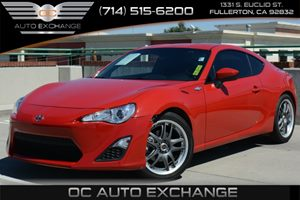 2013 Scion FR-S  Carfax Report Air Conditioning  AC Audio  Auxiliary Audio Input Bluetooth