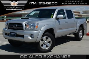 2010 Toyota Tacoma PreRunner Carfax 1-Owner Audio  Auxiliary Audio Input Audio  Mp3 Player Fu