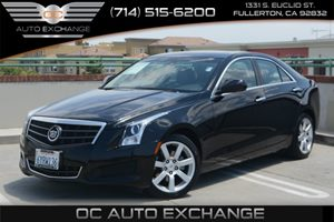 2013 Cadillac ATS  Carfax 1-Owner - No Accidents  Damage Reported to CARFAX Air Conditioning  M