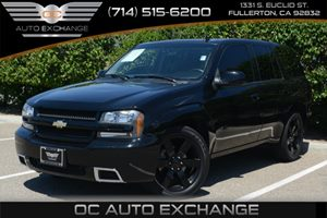 2007 Chevrolet TrailBlazer SS Carfax Report Air Conditioning  Multi-Zone AC Convenience  Crui