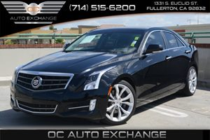 2013 Cadillac ATS Premium Carfax 1-Owner - No Accidents  Damage Reported to CARFAX Air Condition