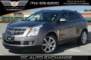 2012 Cadillac SRX Performance Collection Carfax Report Air Conditioning  Multi-Zone AC Audio