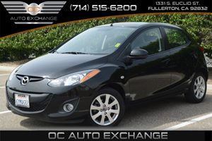 2013 Mazda Mazda2 Touring Carfax 1-Owner - No Accidents  Damage Reported to CARFAX Air Condition