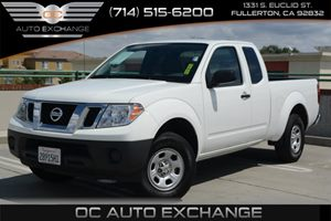 2015 Nissan Frontier S Carfax Report - No Accidents  Damage Reported to CARFAX Air Conditioning