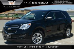 2015 Chevrolet Equinox LS Carfax 1-Owner Audio  Auxiliary Audio Input Audio  Mp3 Player Conve