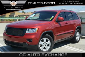2011 Jeep Grand Cherokee Laredo Carfax Report - No Accidents  Damage Reported to CARFAX Air Cond