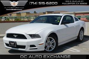 2014 Ford Mustang V6 Carfax 1-Owner Air Conditioning  AC Audio  Auxiliary Audio Input Audio