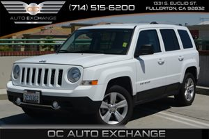 2014 Jeep Patriot Limited Carfax 1-Owner - No Accidents  Damage Reported to CARFAX Air Condition