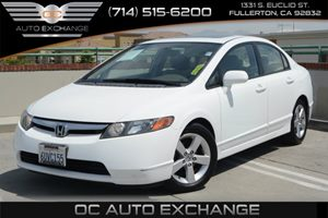 2007 Honda Civic Sdn EX Carfax Report - No Accidents  Damage Reported to CARFAX Air Conditioning