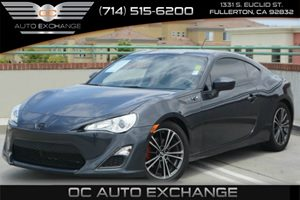 2014 Scion FR-S  Carfax Report Air Conditioning  AC Audio  Auxiliary Audio Input Audio  Mp3