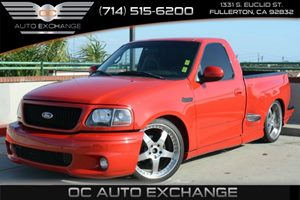 2001 Ford F-150 Lightning Carfax Report - No Accidents  Damage Reported to CARFAX Air Conditioni