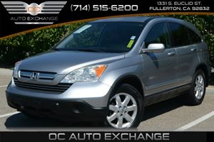 2007 Honda CR-V EX-L Carfax 1-Owner Audio  Auxiliary Audio Input Audio  Satellite Radio Conve